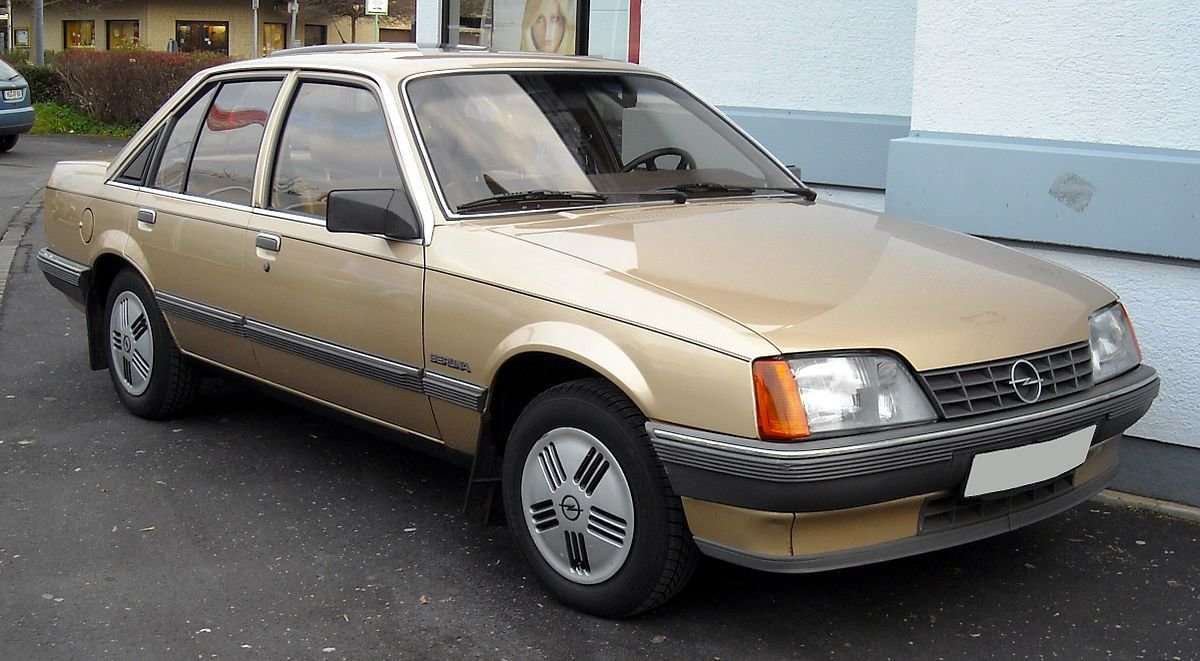 New Opel Rekord Series E Wikipedia On This Month