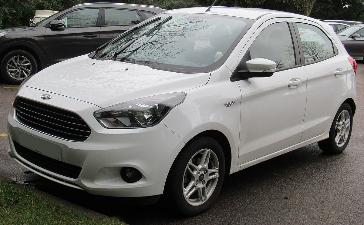 New Ford Ka Wikipedia On This Month