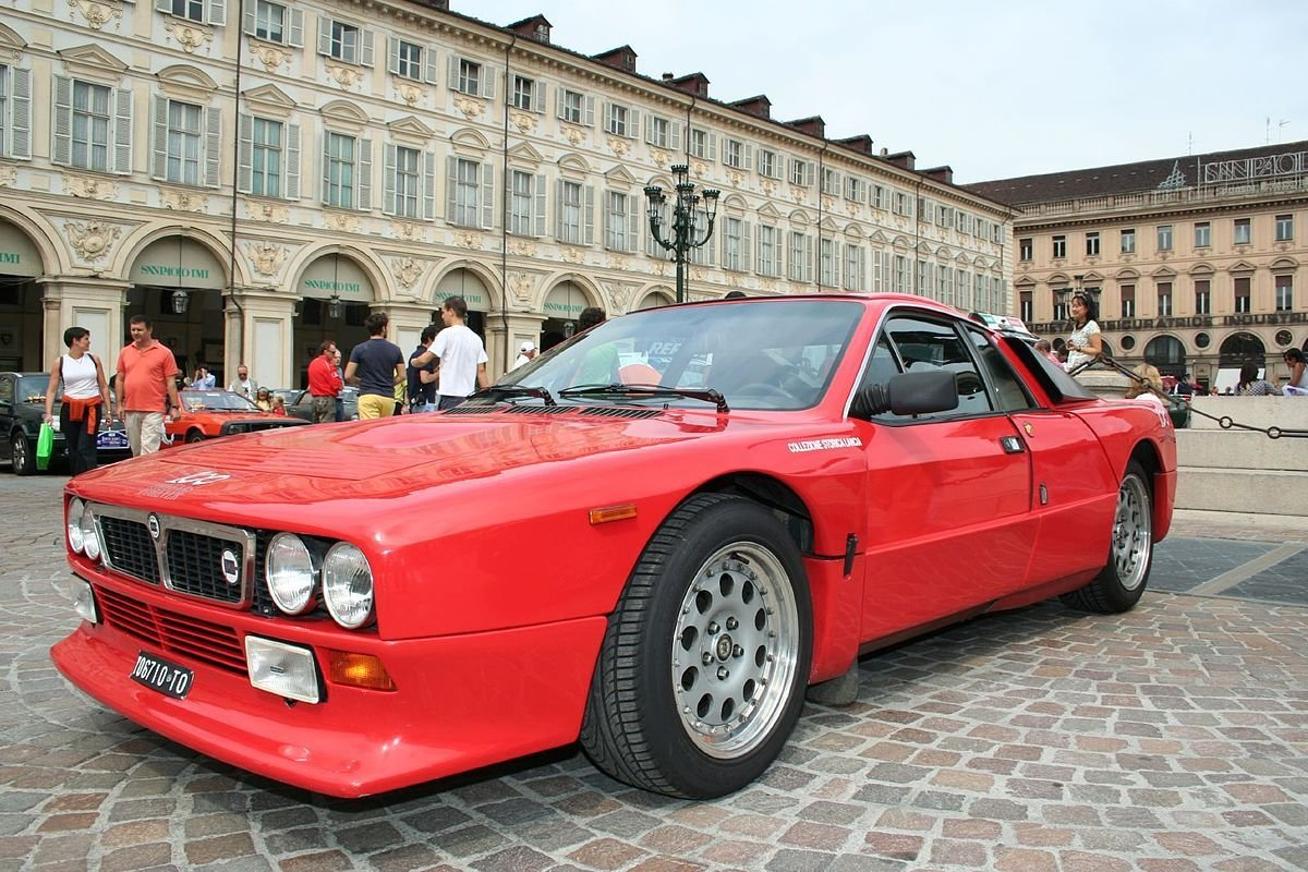 New Lancia Rally 037 Wikipedia On This Month