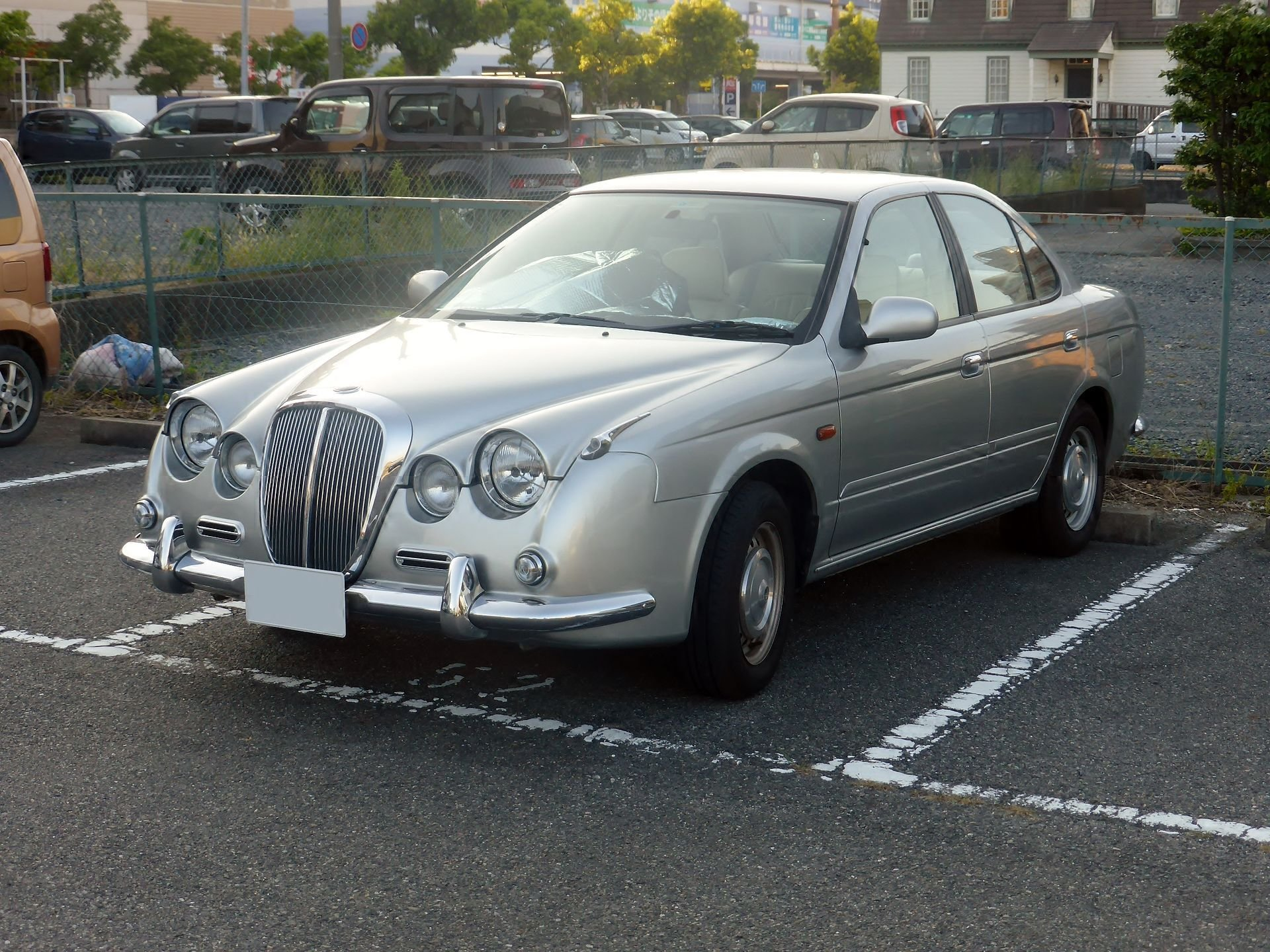 New Mitsuoka Ryoga Wikipedia On This Month