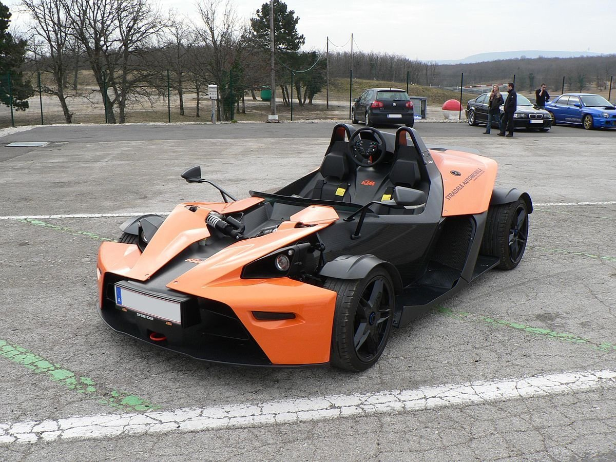 New Ktm X Bow Wikipedia On This Month