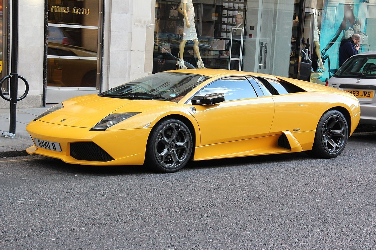 New Lamborghini Murciélago Wikipedia On This Month