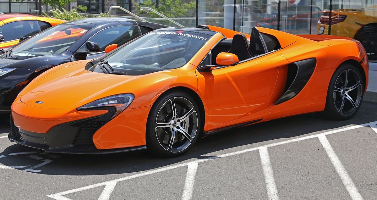New Mclaren 650 S — Wikipédia On This Month