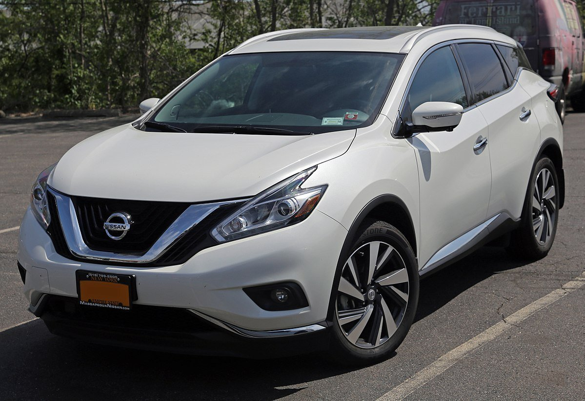 New Nissan Murano Wikipedia On This Month