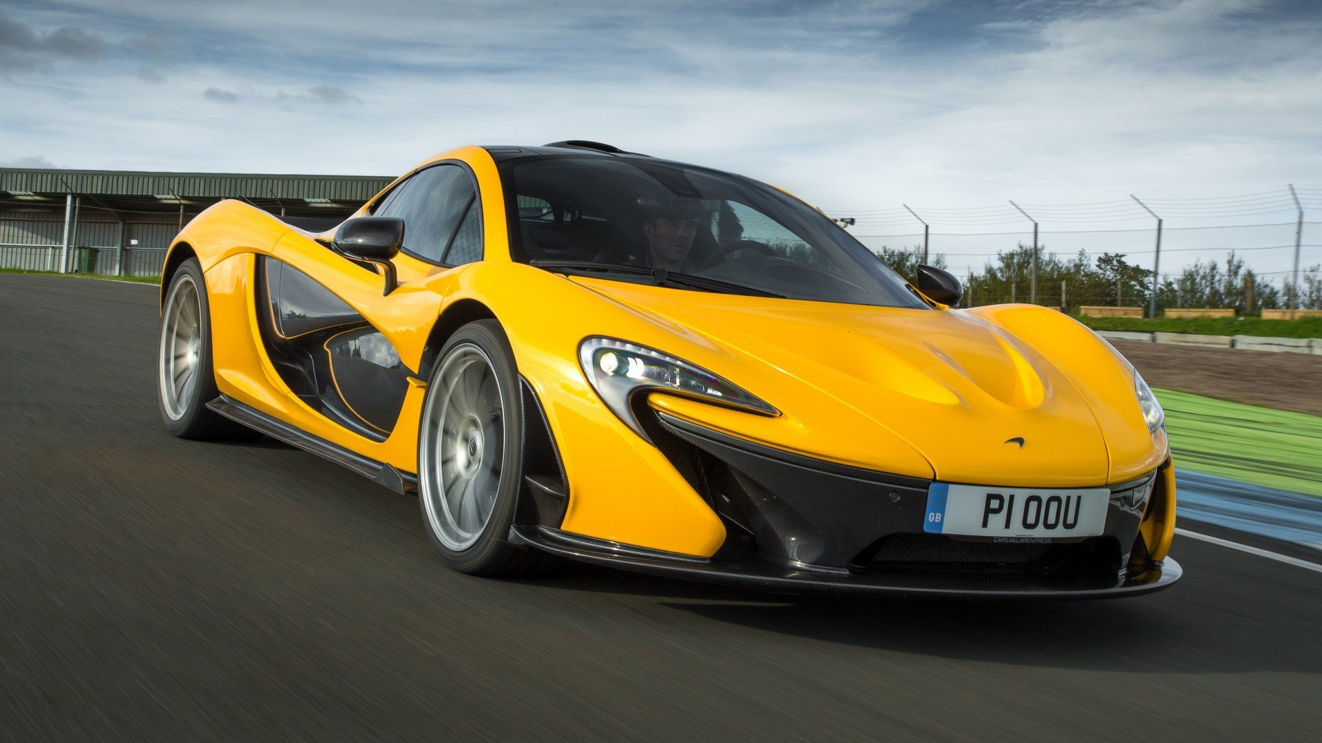 New 2017 Mclaren P1 5Th Anniversary 4K 2 Wallpaper Hd Car On This Month