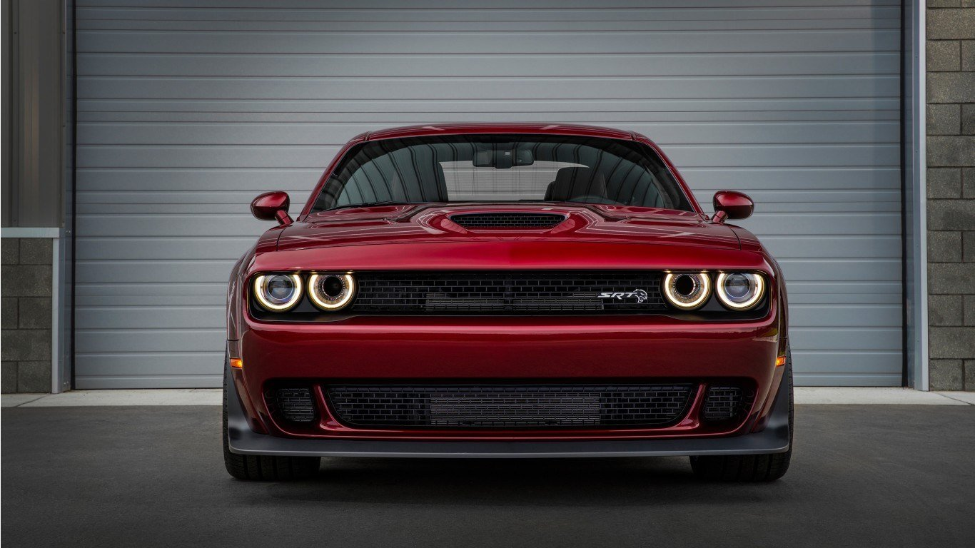 New 2018 Dodge Challenger Srt Hellcat Widebody 5 Wallpaper On This Month