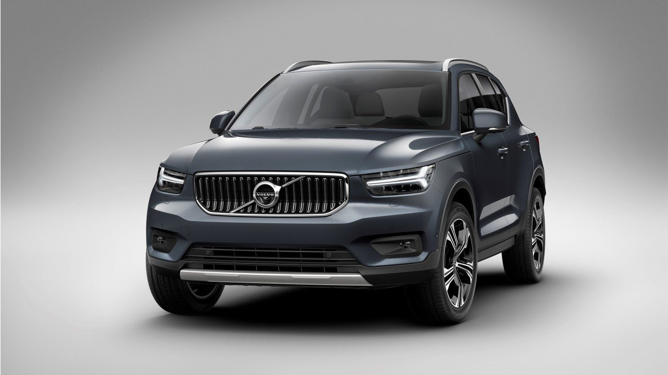 New 2018 Volvo Xc40 T5 Inscription 4K 2 Wallpaper Hd Car On This Month