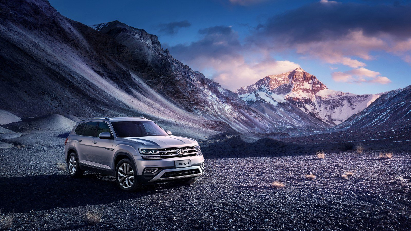 New 2019 Volkswagen Teramont 4K Wallpaper Hd Car Wallpapers On This Month