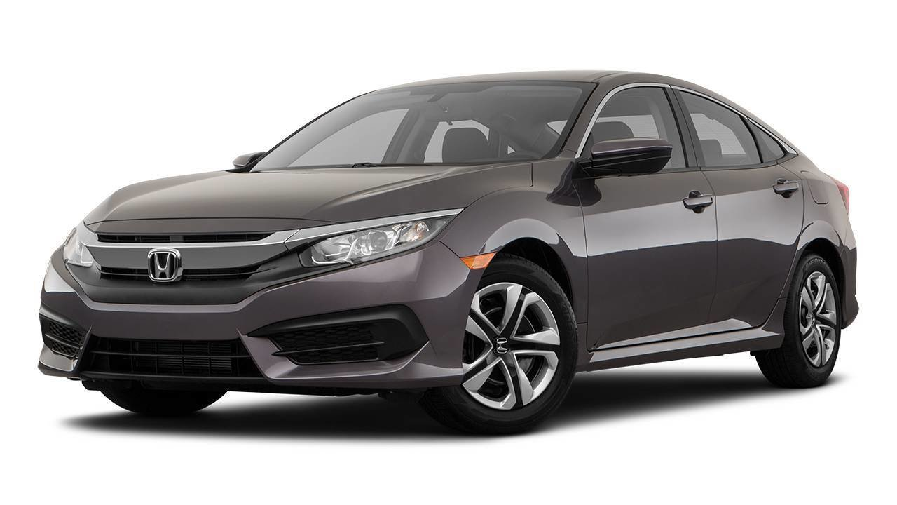 New Lease A 2018 Honda Civic Dx Sedan Manual 2Wd In Canada On This Month