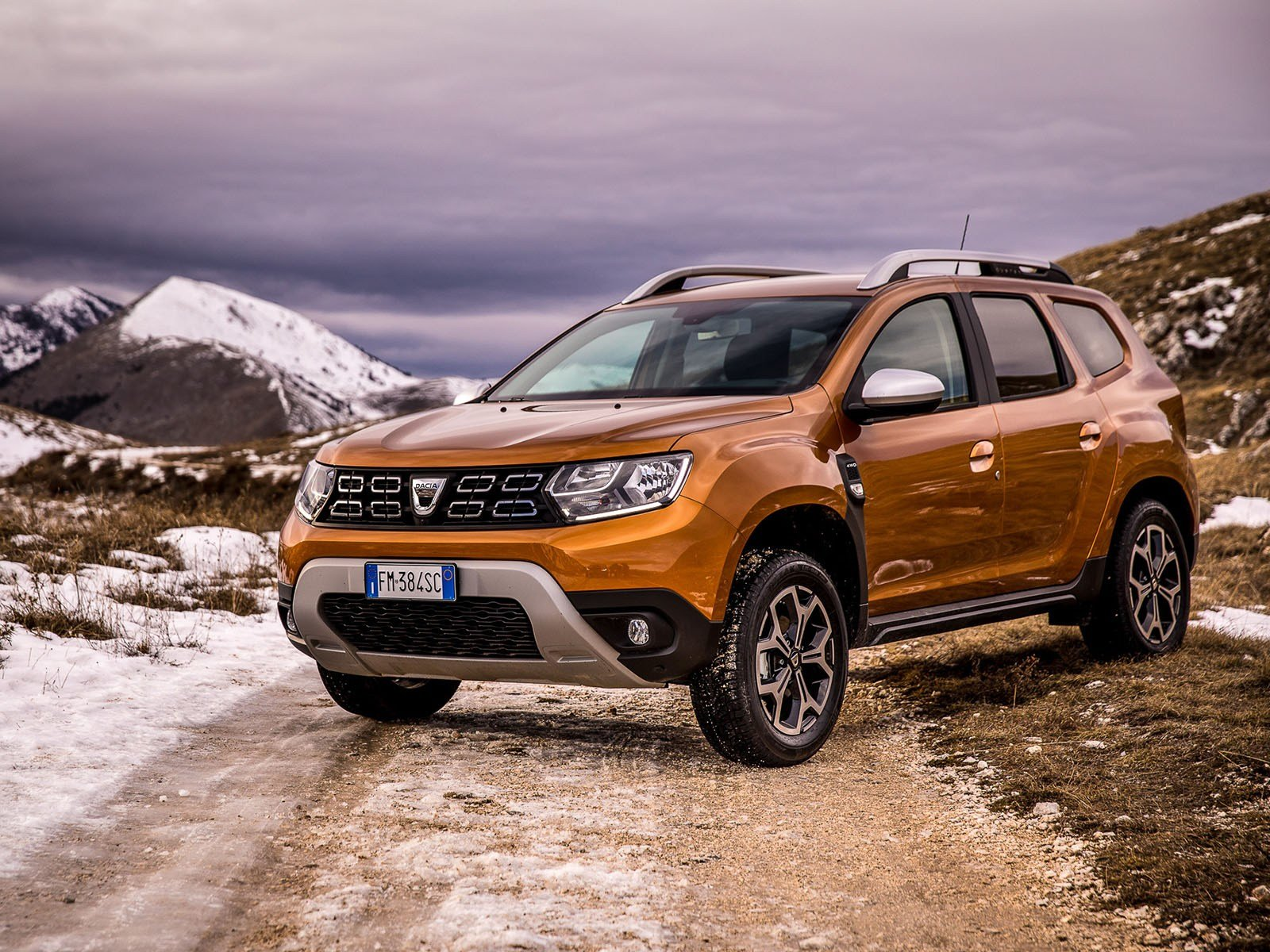 New Dacia Duster Le Foto Foto Panoramauto On This Month