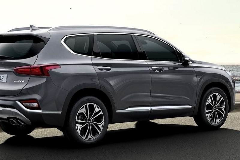 New Hyundai 8 Seater Suv Spy Pictures Details On This Month