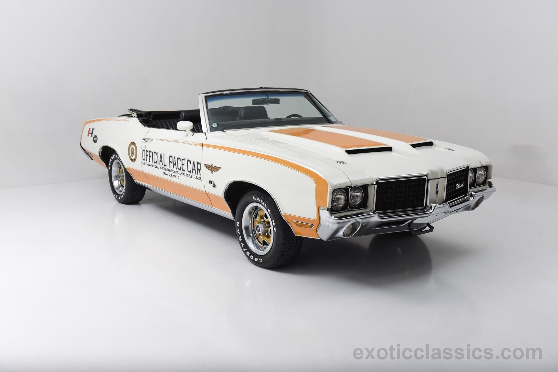 New 1972 Oldsmobile Hurst Pace Car Champion Motors On This Month
