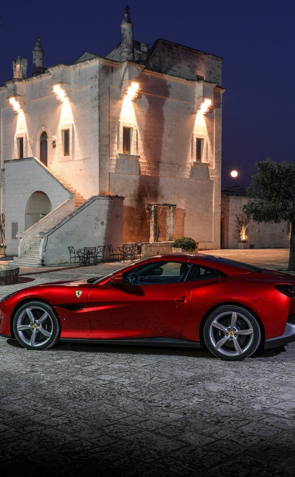 New Download 950X1534 Wallpaper 2018 Red Car Ferrari On This Month