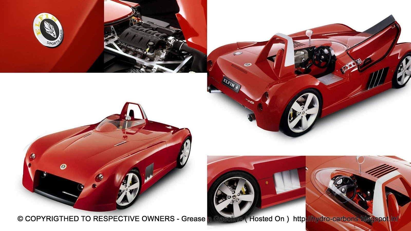 New Elfin Sports Cars Grease N Gasoline On This Month