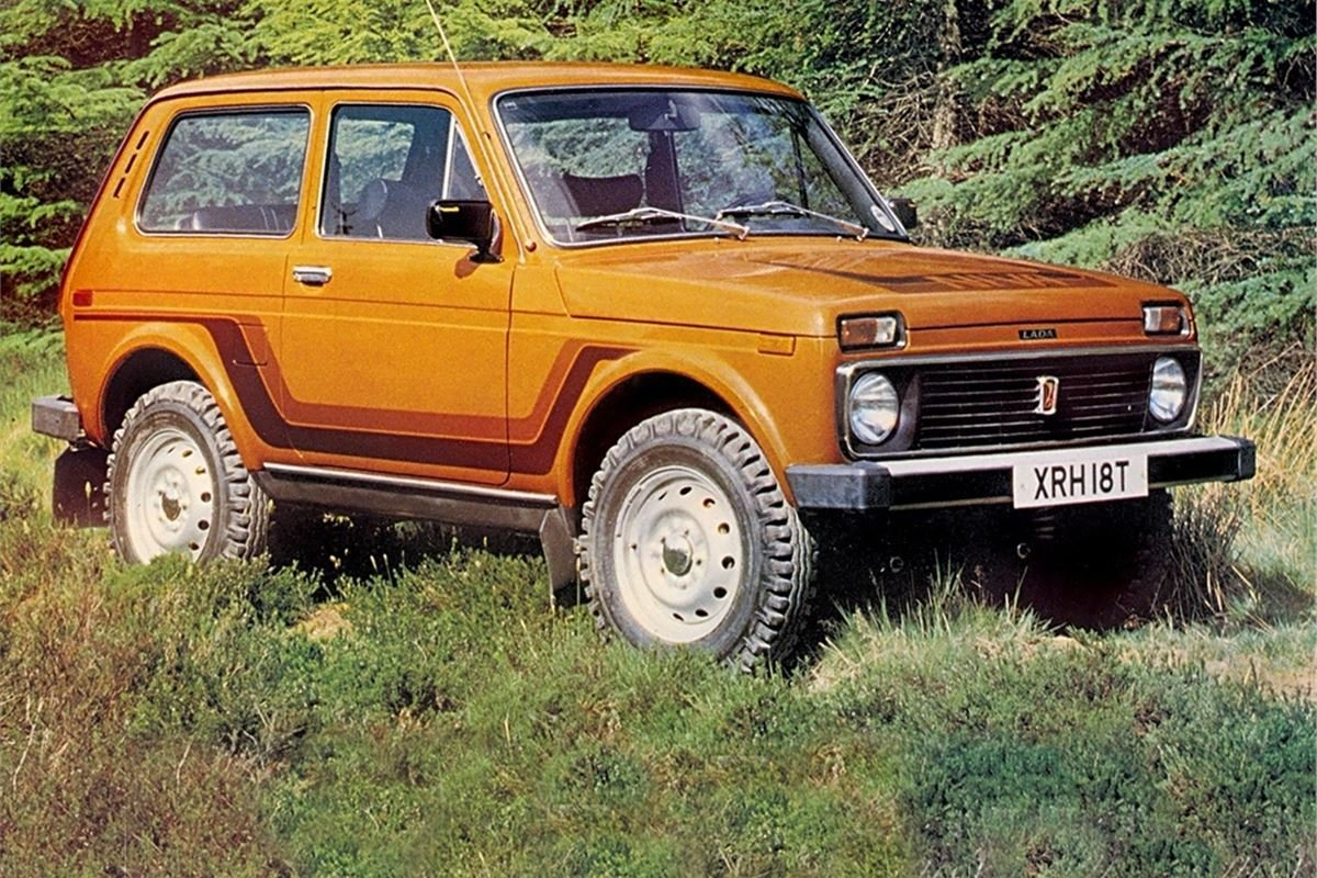 New Lada Niva Classic Car Review Honest John On This Month