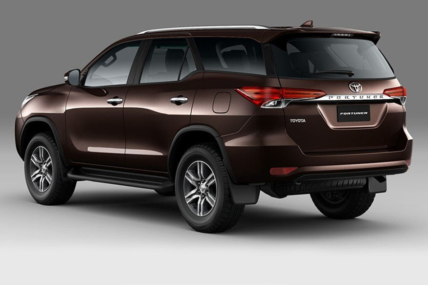 New Toyota Fortuner To Launch In India On November 7 News18 On This Month