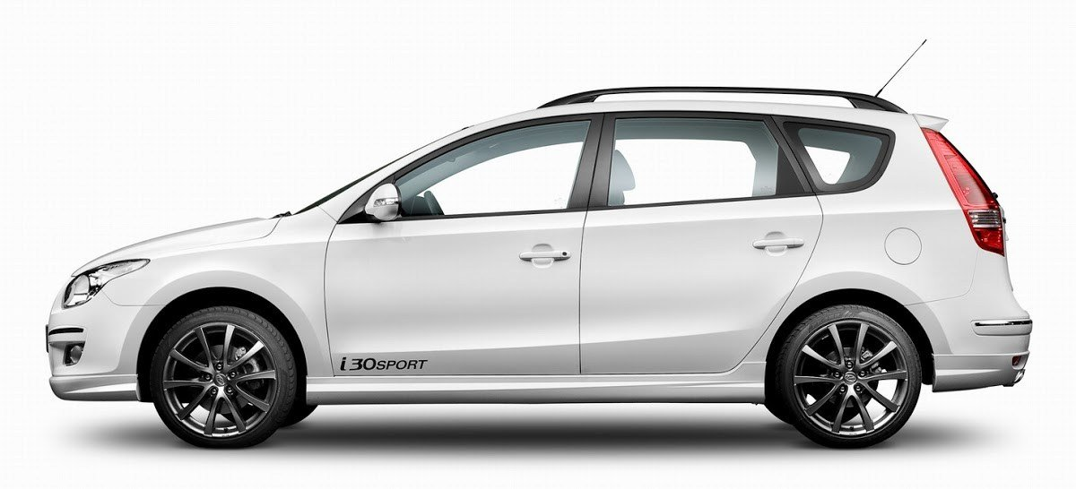 New Hyundai I30 Sport Hatchback And Crossover Wagon Models On This Month