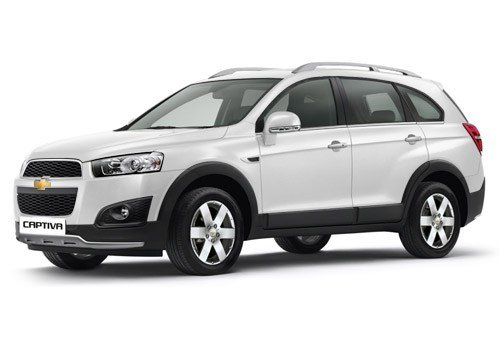 New Chevrolet Captiva Price In India Review Pics Specs On This Month