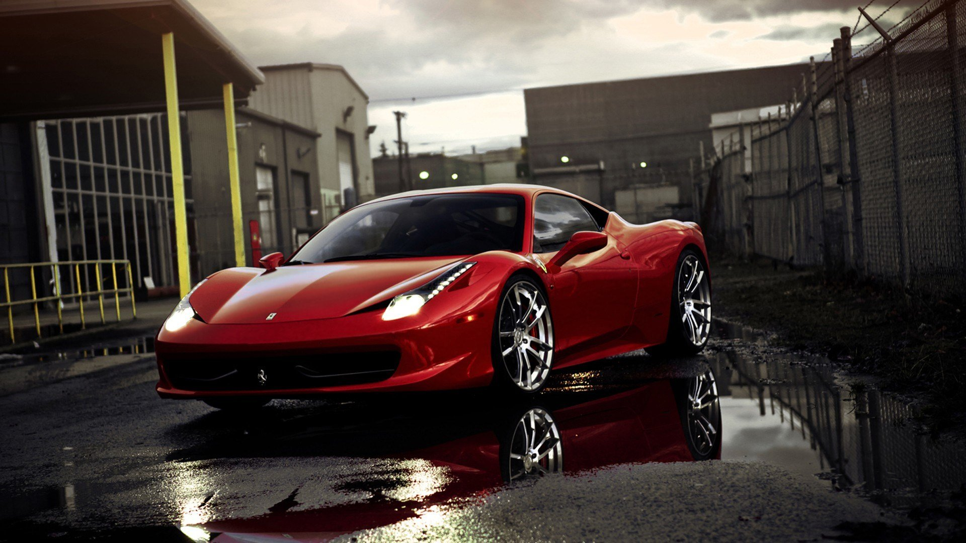 New Ferrari Full Hd Wallpaper And Background Image 1920X1080 On This Month