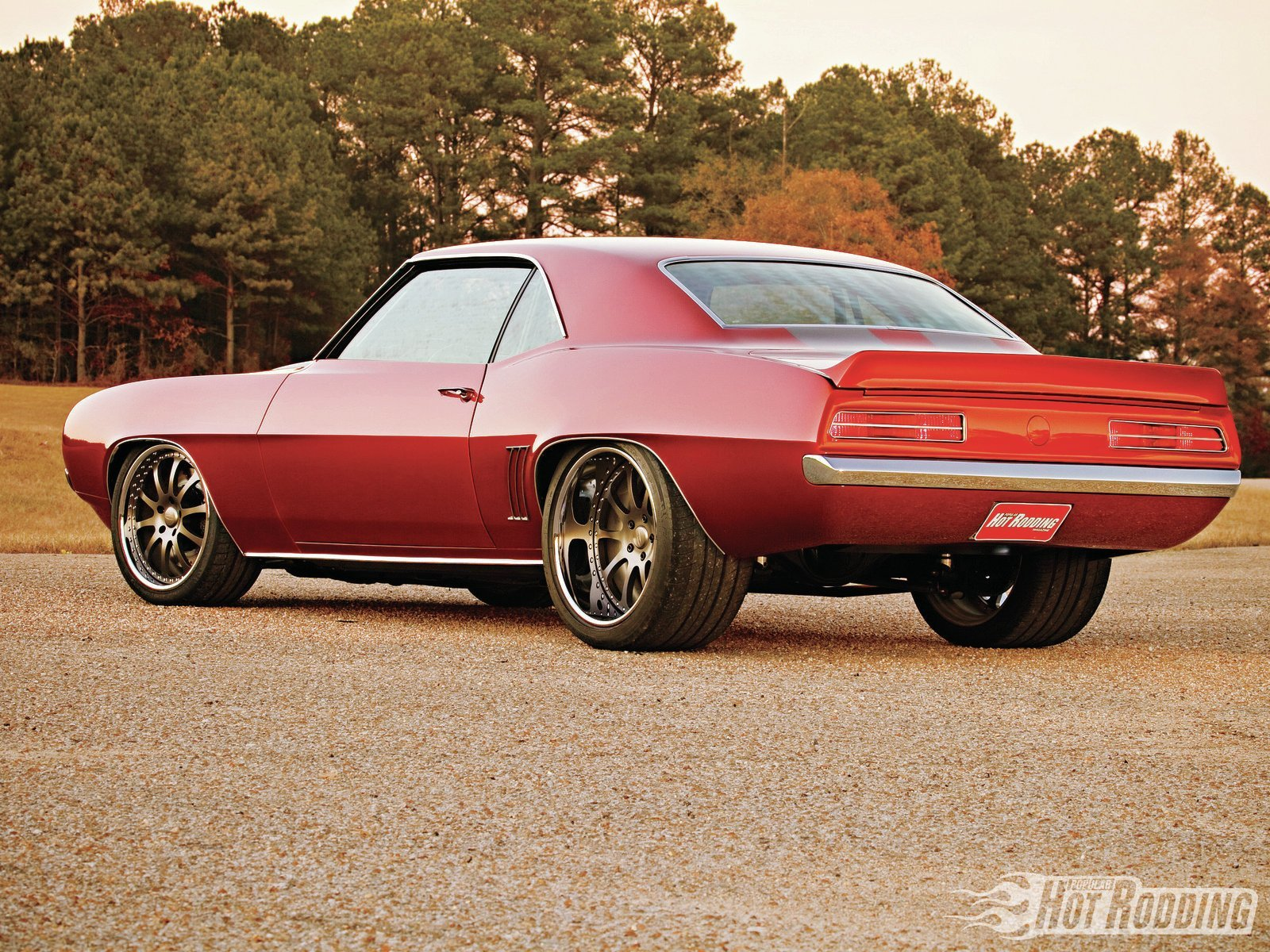 New 1969 Chevrolet Camaro Wallpaper And Background Image On This Month