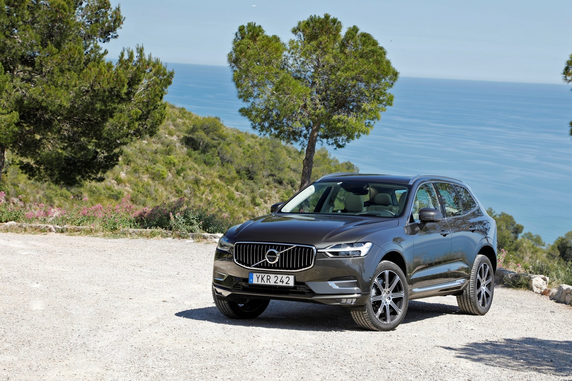 New Volvo Xc60 4K Ultra Hd Wallpaper Background Image On This Month