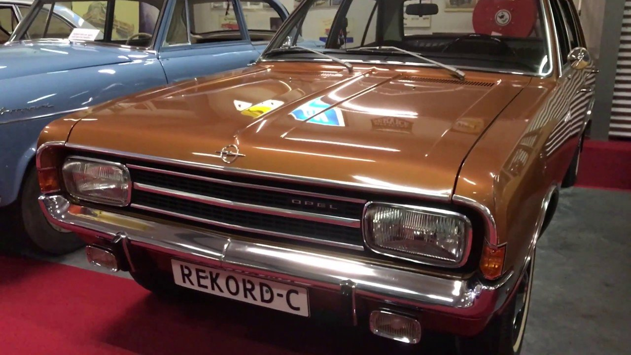New Car Review 1968 Opel Rekord C 1700 L Youtube On This Month