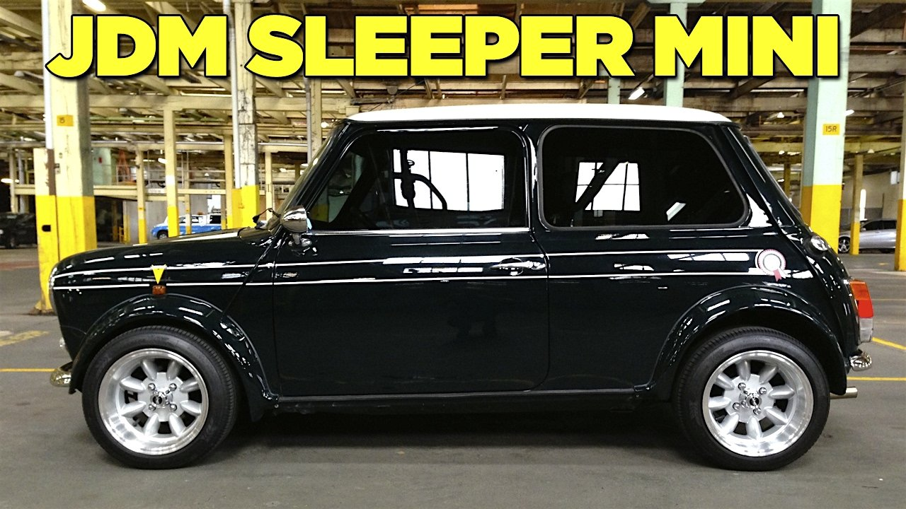 New Jdm Sleeper Mini Season Premiere Youtube On This Month