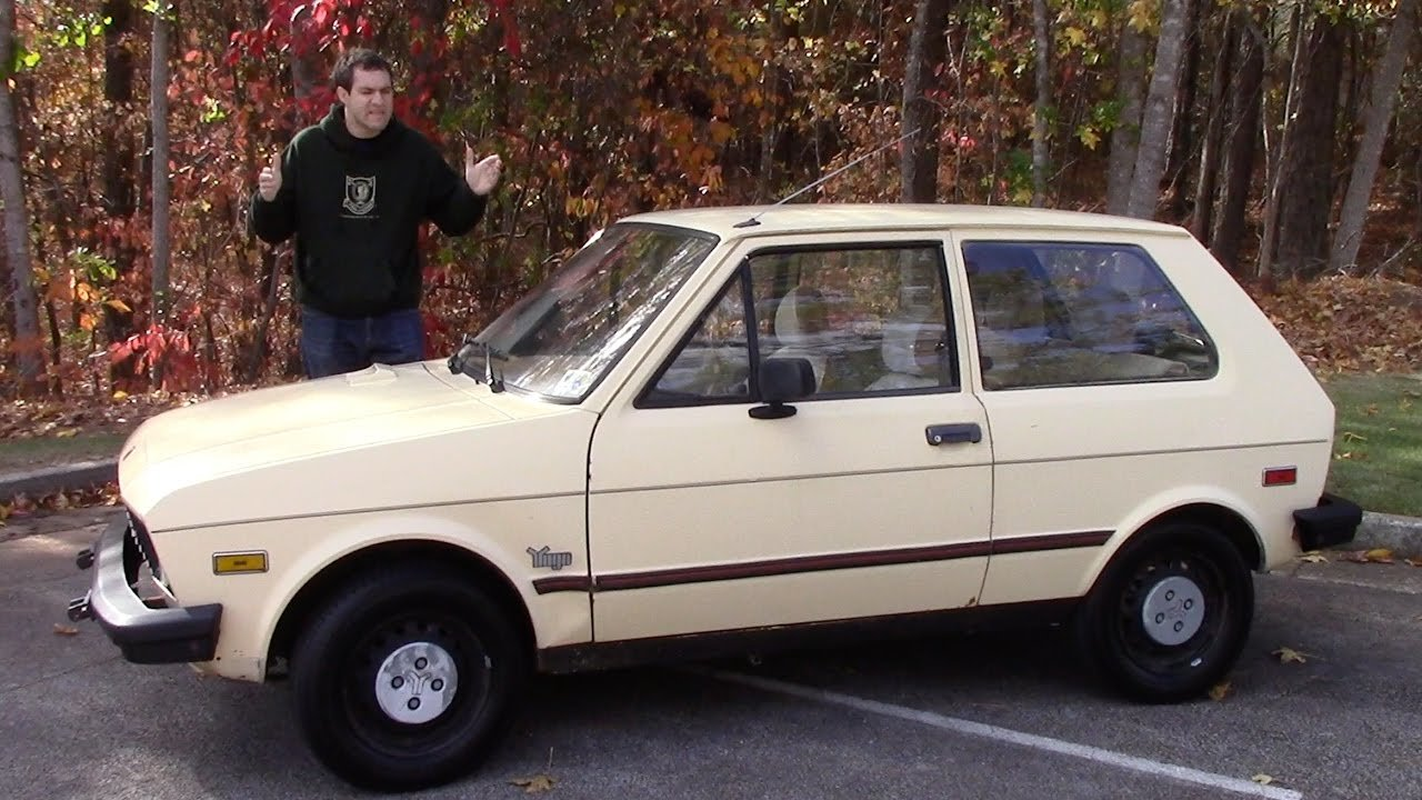 New Here S Why The Yugo Is One Of The Worst Cars Ever Made On This Month