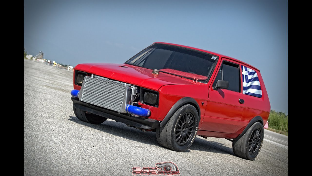 New Car Freaks Gr Yugo Awd 600 Hp Youtube On This Month