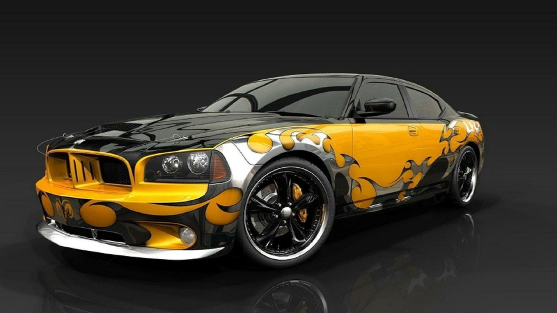 New Muscle Car Wallpapers Hd Free Download For Desktop Mobile On This Month