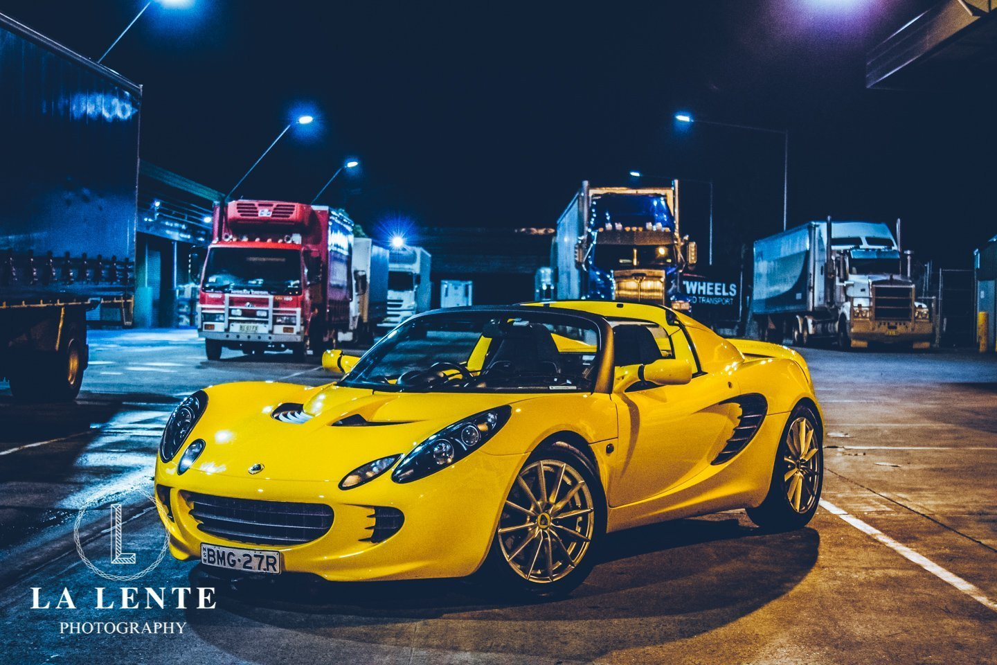 New Lotus Elise Car Photo Shoot On This Month