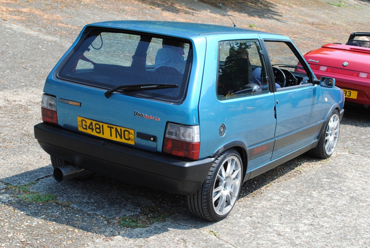 New Topworldauto Photos Of Fiat Uno Turbo Photo Galleries On This Month