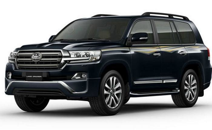 New Toyota Land Cruiser Price In India Images Mileage On This Month