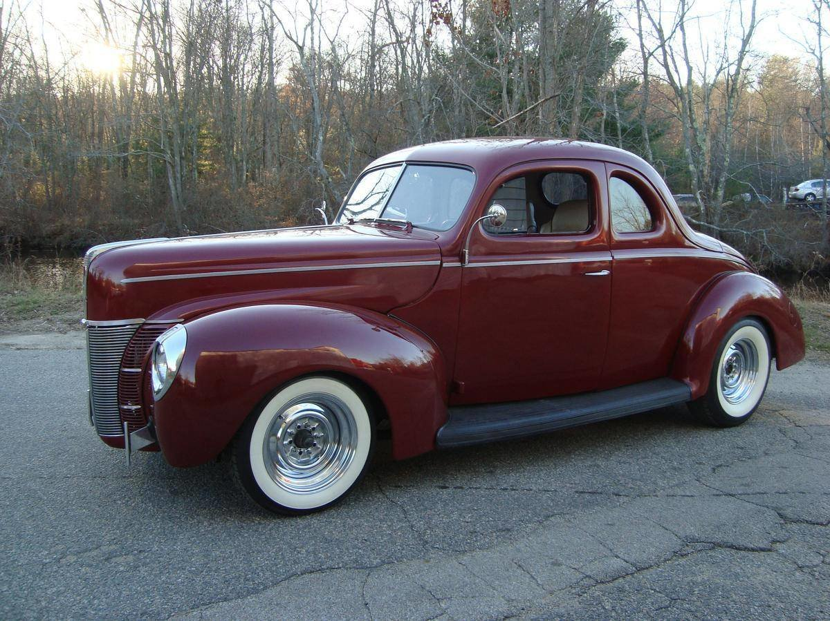 New 1940 Ford Deluxe For Sale 2019674 Hemmings Motor News On This Month Original 1024 x 768