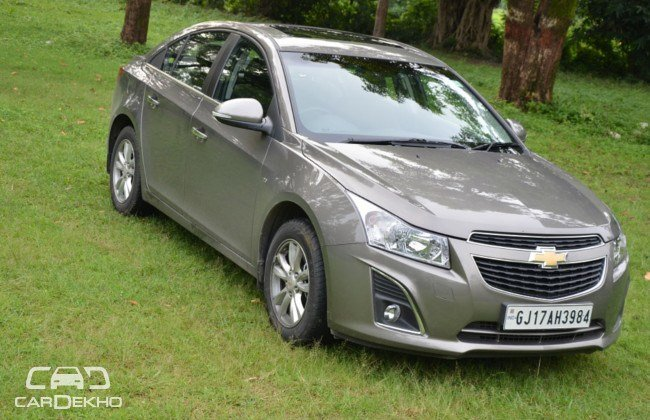 New Chevrolet Cruze Price In India Review Pics Specs On This Month