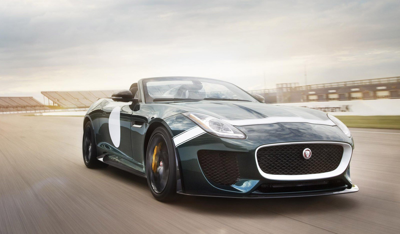 New Jaguar Project 7 Production 2014 Ferrari 458 Spider On This Month