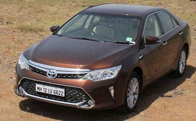 New Upcoming Toyota Cars In India Ndtv Carandbike On This Month