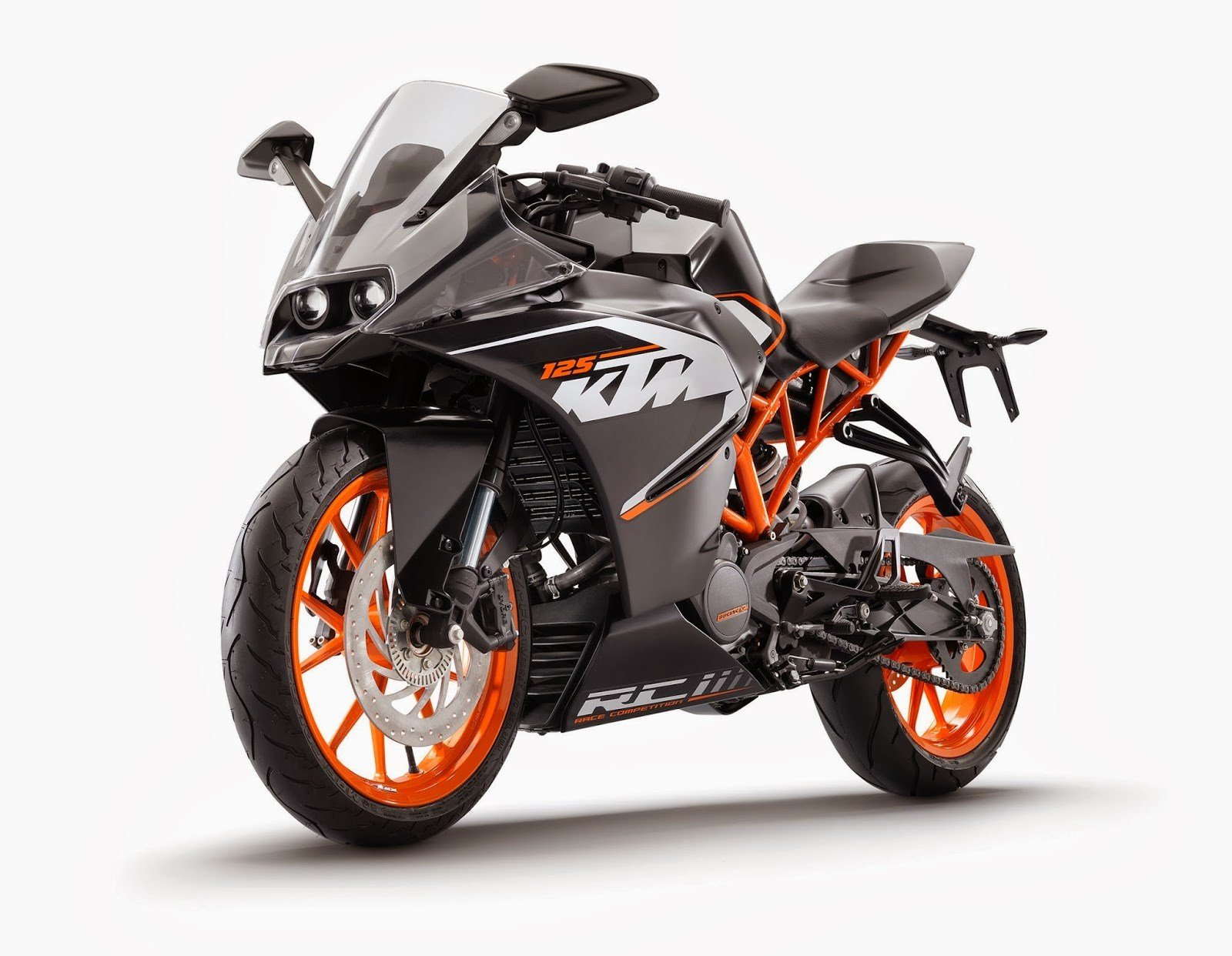 New Ktm Rc 125 200 390 30 High Resolution Photos Released On This Month