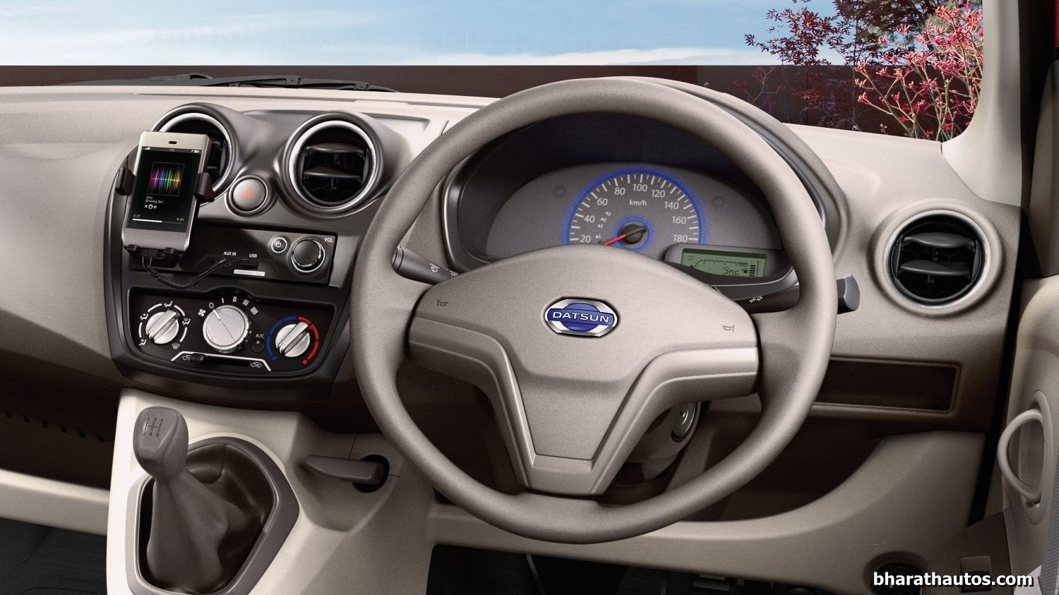 New Datsun Go 7 Seater Mpv Launched In India At Rs 3 79 Lakh On This Month