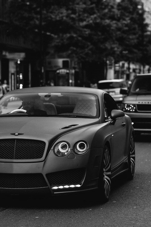 New Bentley Continental On Tumblr On This Month