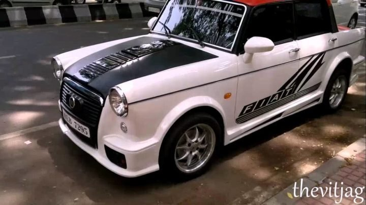 New Modified Classic Indian Cars Contessa Ambassador On This Month