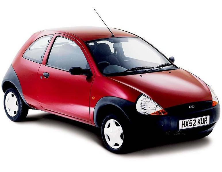 New Used Ford Ka Review Auto Express On This Month