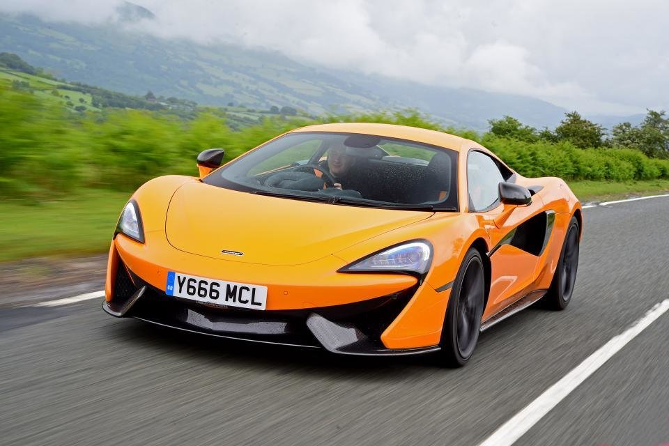 New Mclaren 570S Best Sports Cars Best Sports Cars 2019 On This Month