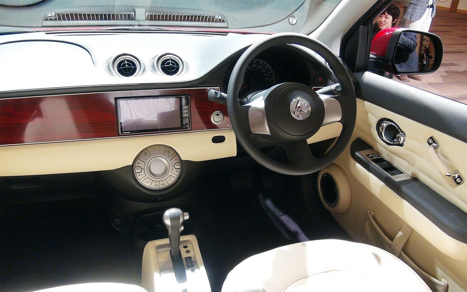New Mitsuoka Viewt First Look Motor Trend On This Month