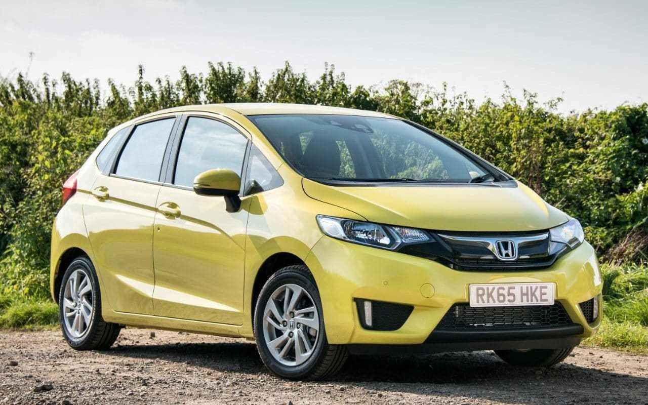 New Honda Jazz Review The Best Small Car On Sale On This Month
