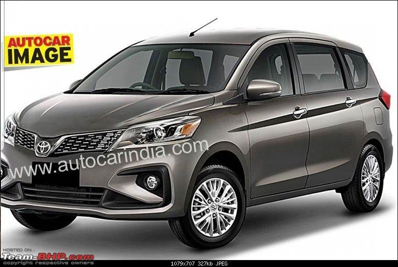 New Photo Gallery Toyota Suzuki To Supply Cars To Each On This Month