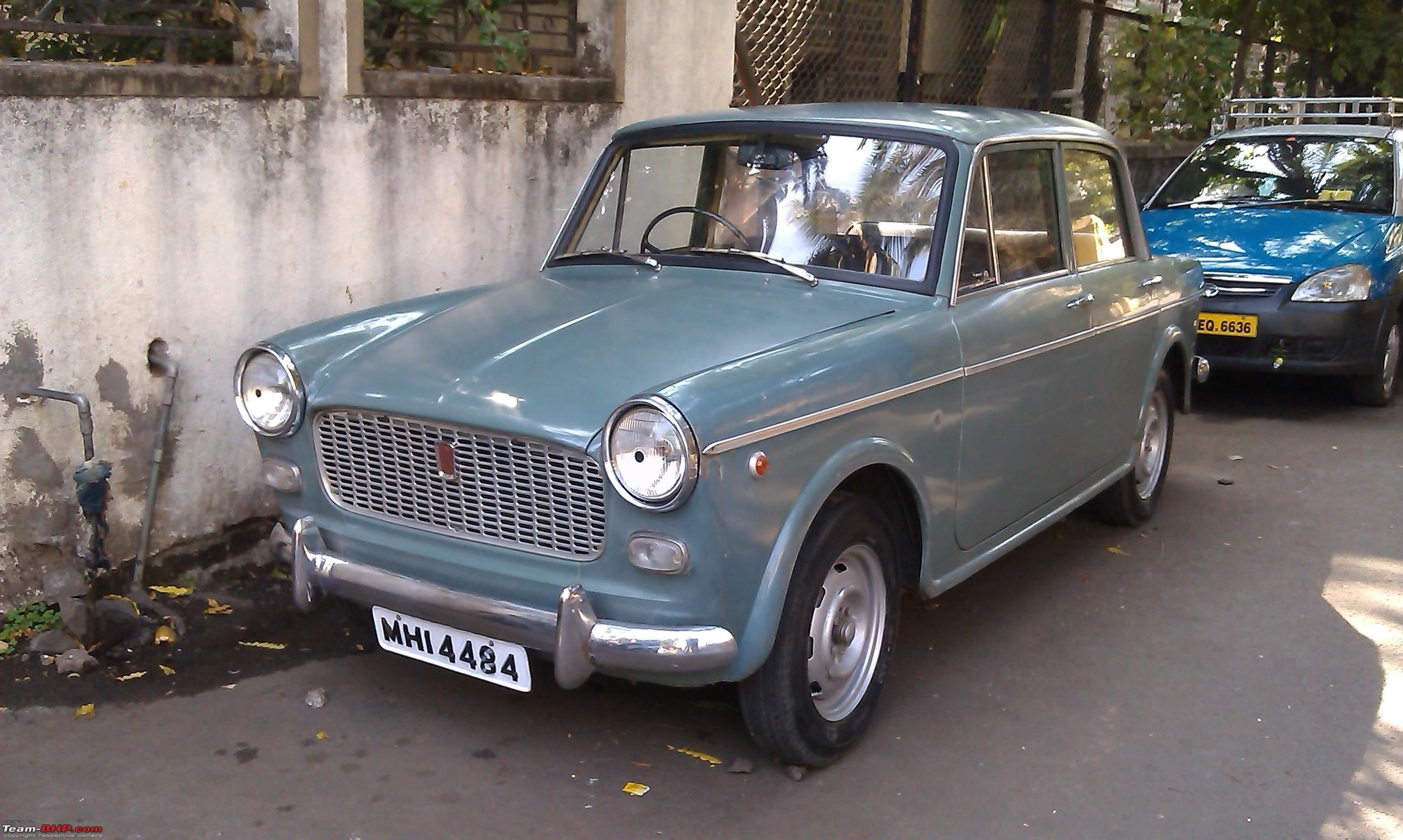New Fiat Classic Car Club Mumbai Page 273 Team Bhp On This Month