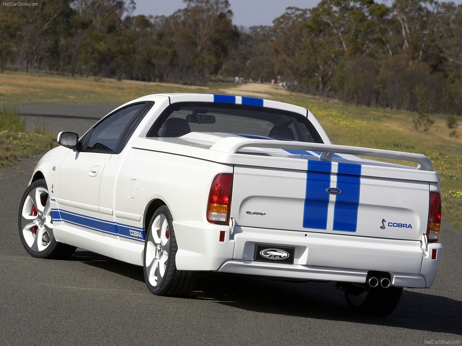 New Cars Cobra Vehicles Fpv Ford Falcon Ute Aussie Muscle Car On This Month