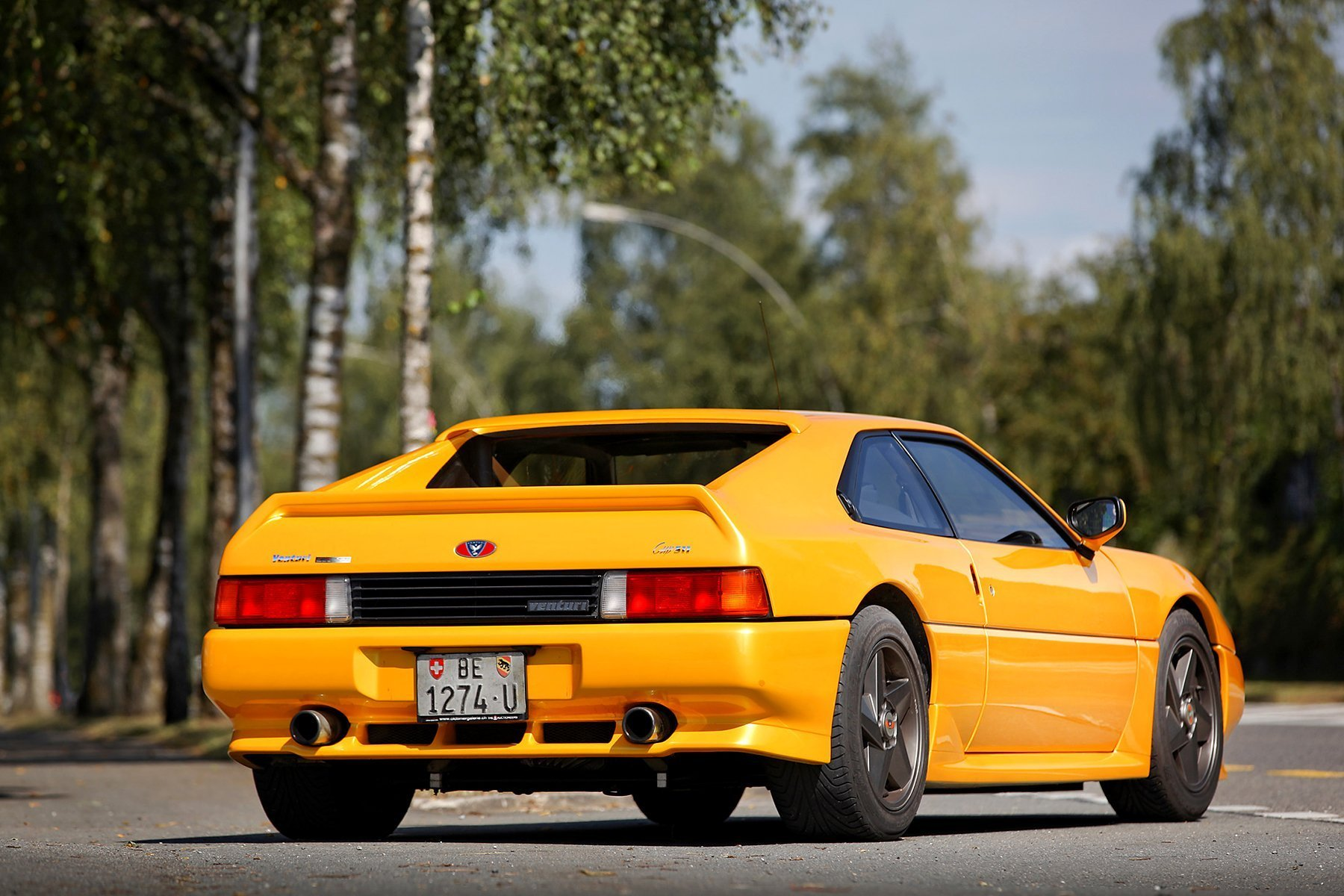 New Venturi Coupe 260 Apc Cars 1990 Wallpaper 1800X1200 On This Month