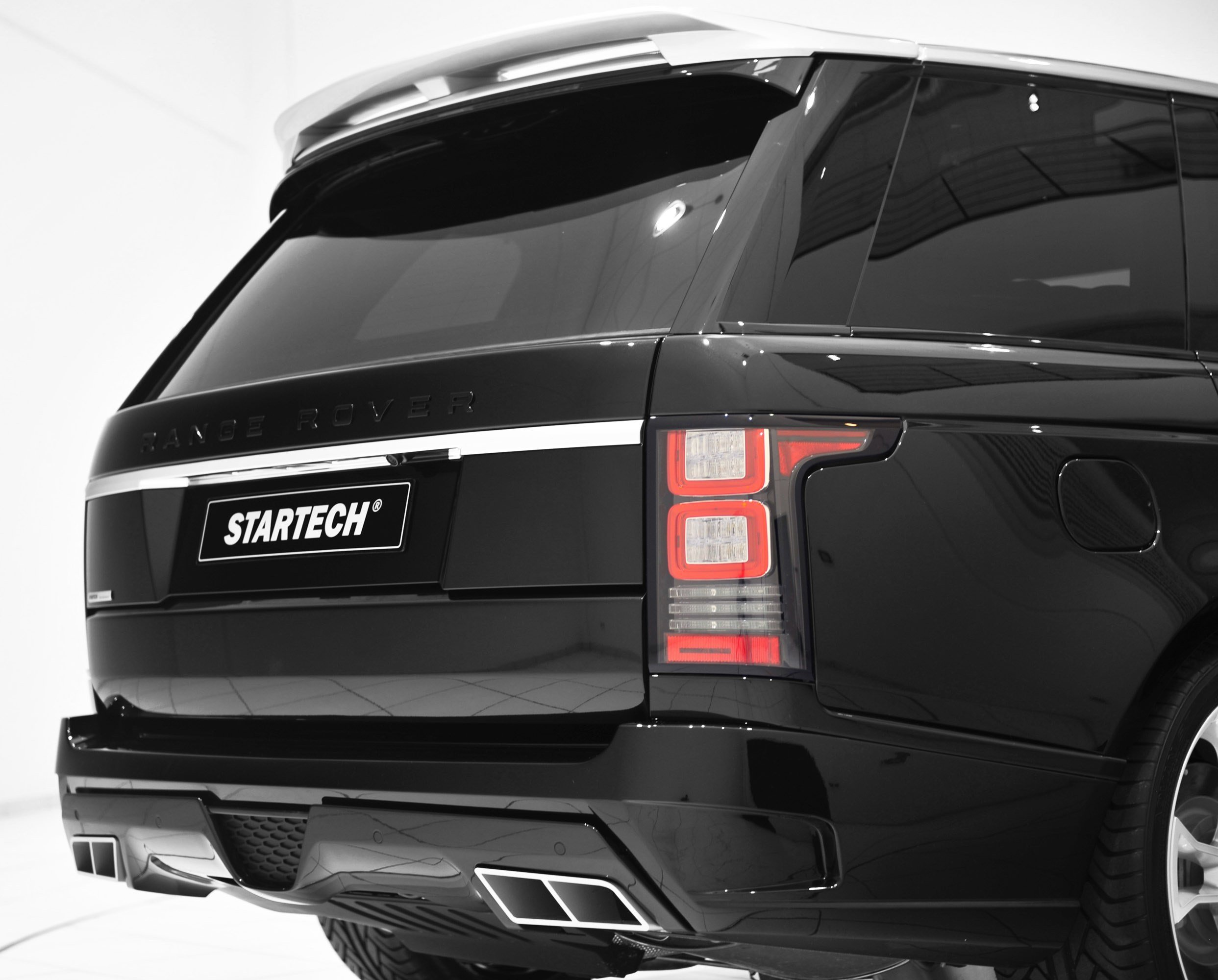 New Startech 2013 Range Rover In Geneva On This Month